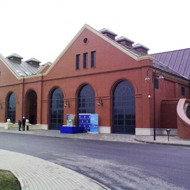 Central Water Plant in Warsaw