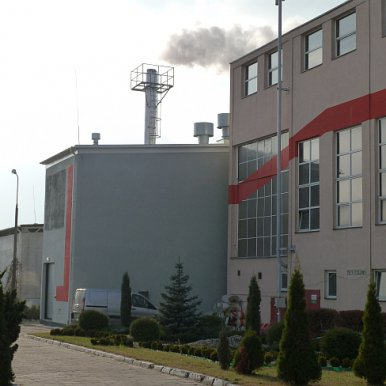 Expansion of the existing coal boiler with a boiler for biofuel with a capacity of about 3 MW using diaphgram walls technology