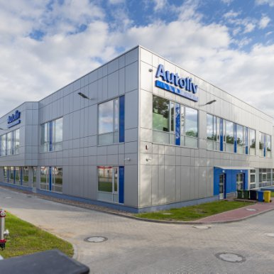 Extension of Autoliv factory in Jelcz-Laskowice