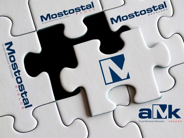 Mostostal Warszawa Capital Group tightens cooperation and unifies the visual identification