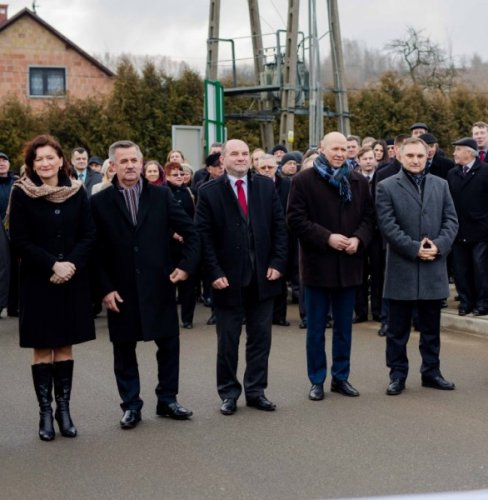 Mostostal Warszawa constructed a bridge to the future - official opening of the first Polish road bridge made of FRP composites