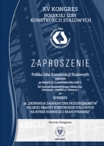 Mostostal Warszawa contributes to the 15th Congress of Polish Chamber of Steelworks