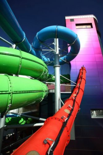 Mostostal Warszawa has completed the investment. Aquapark in Tychy is open!