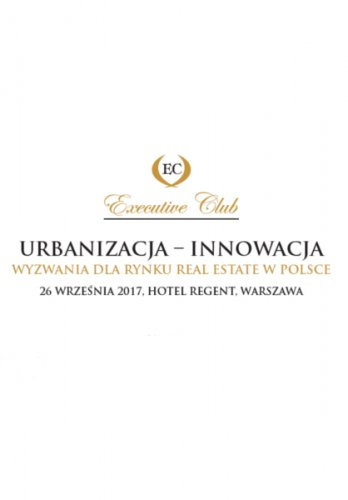 Mostostal Warszawa joins debate 'Urbanisation: Innovation. Challenges of the Real Estate Market in Poland'