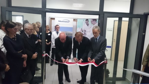 New building of Medical University of Silesia opened