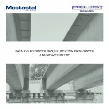 Catalogue of typical span design for FRP road bridges
